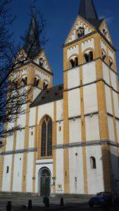 Die Koblenzer Florinskirche