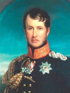 König Friedrich Wilhelm III. von Preußen (1770/97-1840